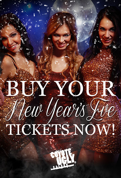 NYE Tickets - San Diego