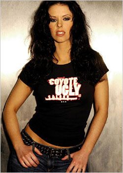 3243c002c03d Women - Coyote Ugly Saloon Store - Official Coyote Ugly Merchandise