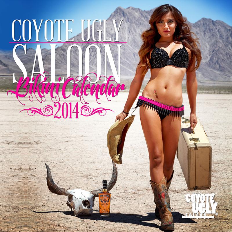 2014 Coyote Calendar