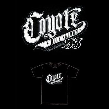 f072ad616c5b Coyote Ugly Racing Stitch Logo Men's T-Shirt [boy1] - $20.00 ...