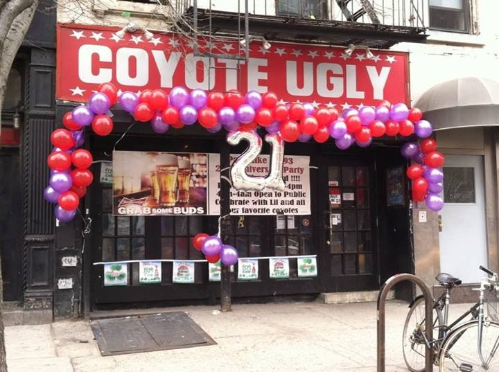 NYC Anniversary