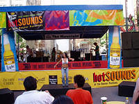 Hot Sounds Concert Series