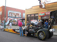 National Hot Rod Association Racing