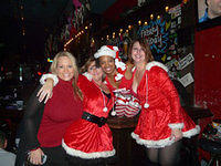 Dirty Santa Bar Crawl 2010