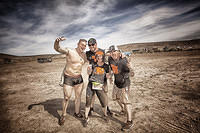 Tough Mudder Vegas 2013
