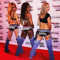 Coyote Ugly Girls on the Red Carpet