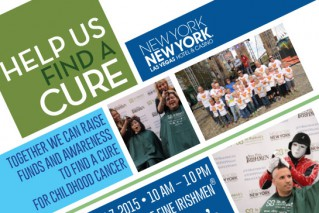 2015 NYNY St Baldricks Event