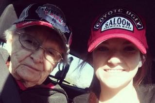 Lauryn & Grandma