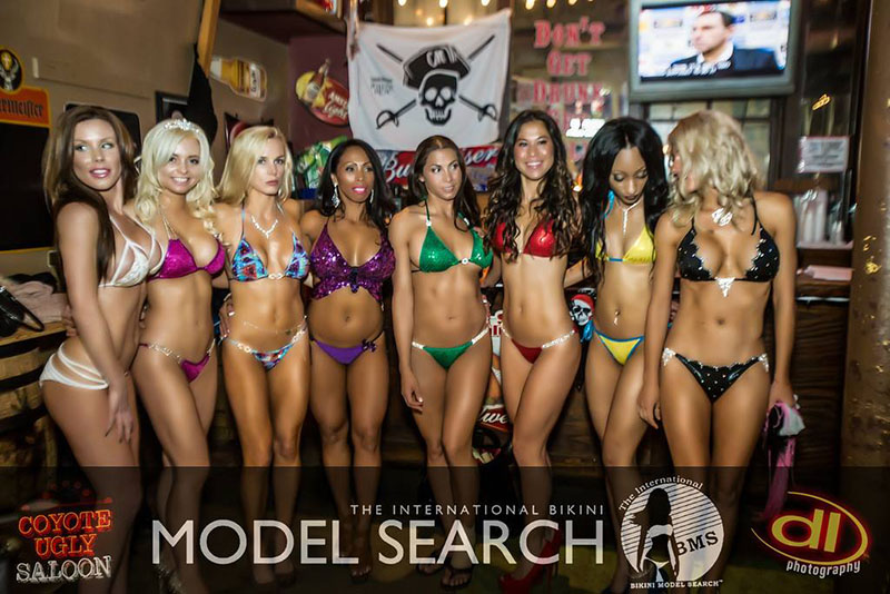 Bikini models international