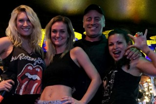 Matt LeBlanc at Coyote Ugly Austin