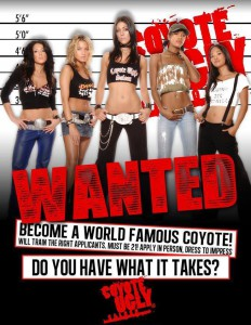 Coyotes Wanted (vertical)