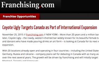 Franchising Canada
