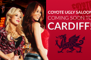 Coyote Ugly Saloon Coming Soon to Cardiff!
