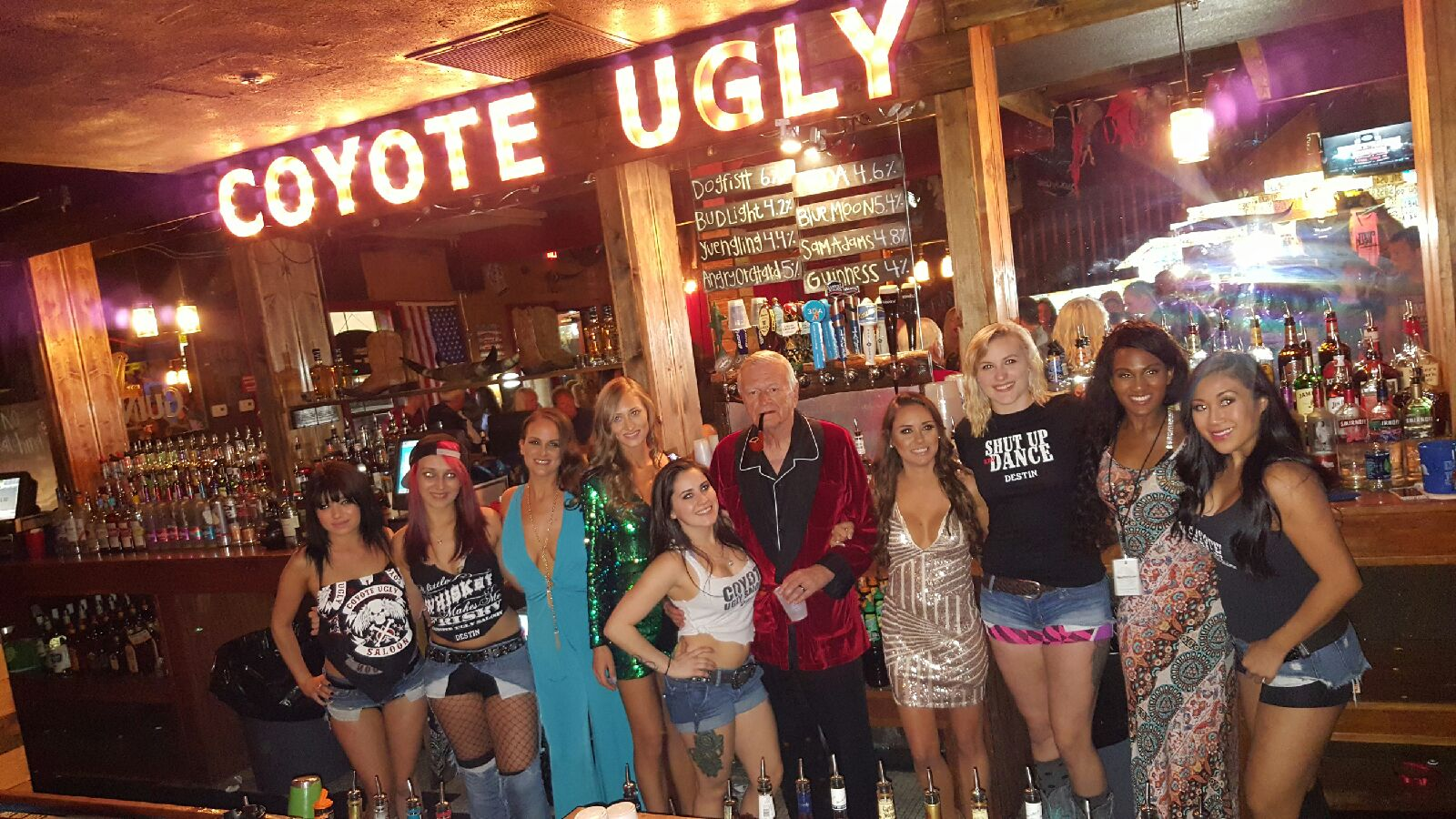 City Of Memphis Jobs >> Hefner a Judge in Destin Contest – Coyote Ugly Saloon