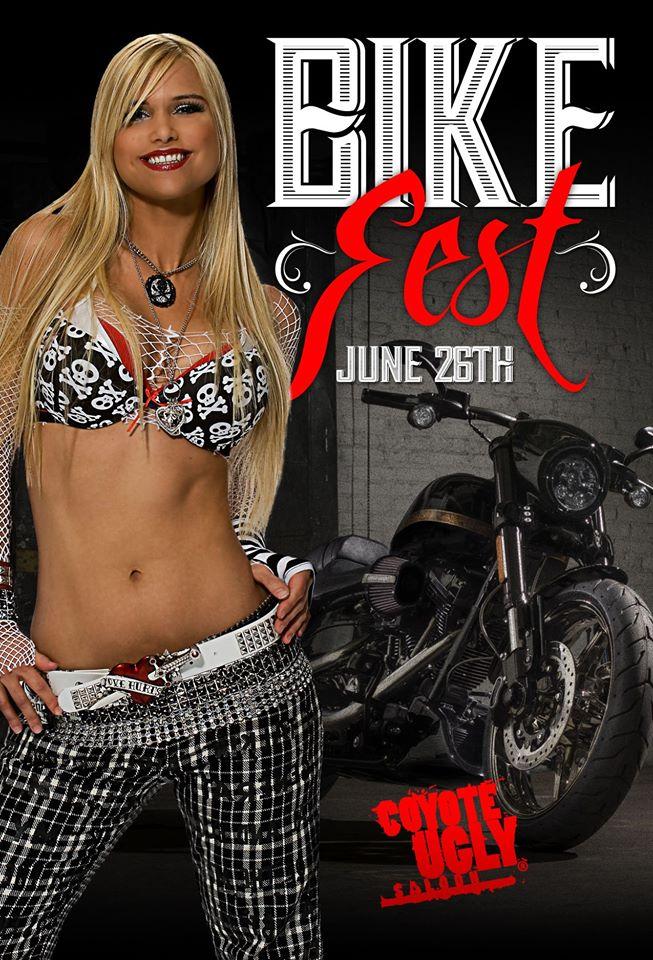 Bike Fest in New Orleans on June 26, 2016