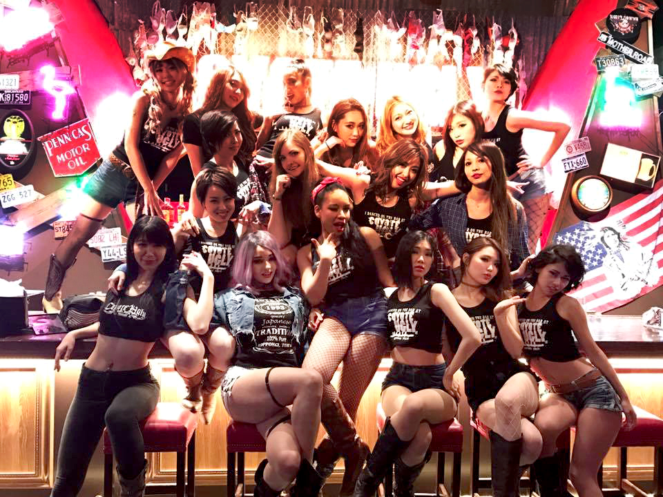 Coyote Ugly Tokyo – Coyote Ugly Saloon