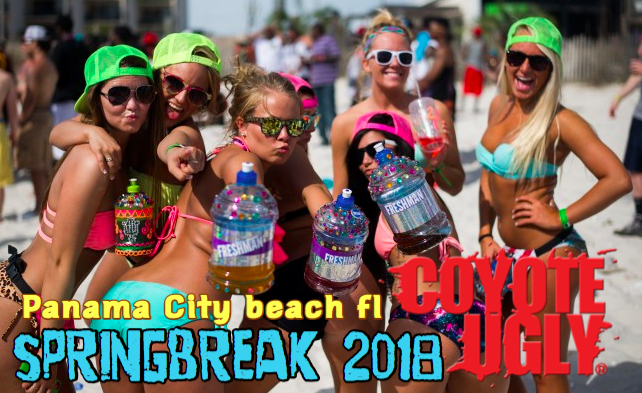 Panama City Beach Spring Break Events