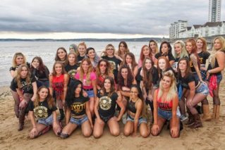 These are the women who will be dancing on the bar at the new Coyote Ugly in Swansea