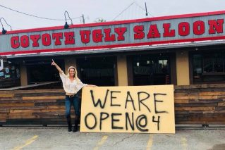 News Article: Coyote Ugly PCB is Open