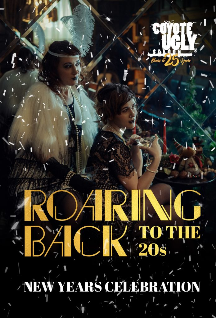 New Year's Eve – Roaring Back to the 20s in New Orleans on December 31, 2018