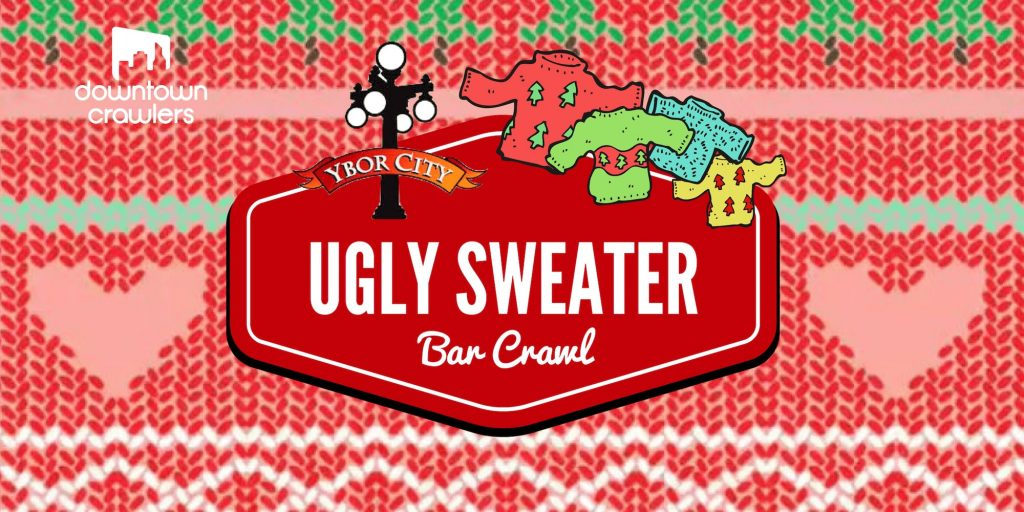 Tampa's Ugly Sweater Bar Crawl in Tampa on December 8, 2018