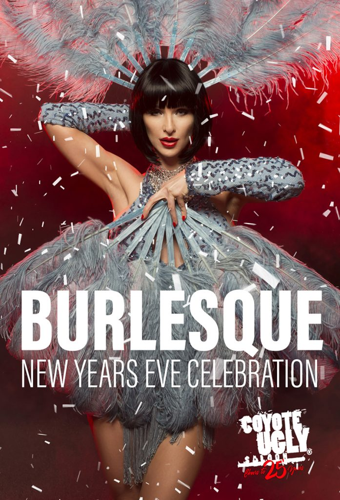 New Year's Eve – Burlesque in New York City on December 31, 2018