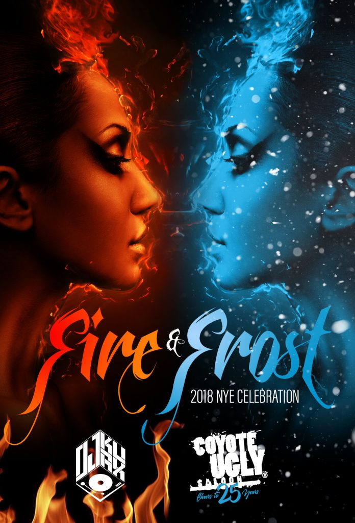 New Year's Eve – Fire & Frost in Oklahoma City on December 31, 2018
