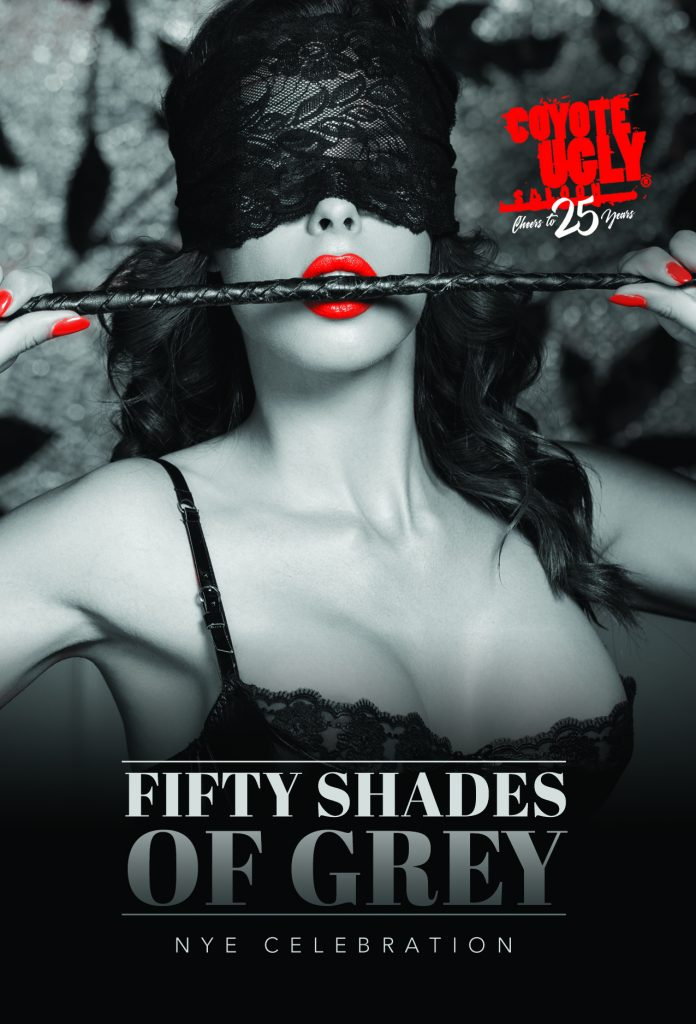 New Year's Eve – Fifty Shades of Grey in San Antonio on December 31, 2018
