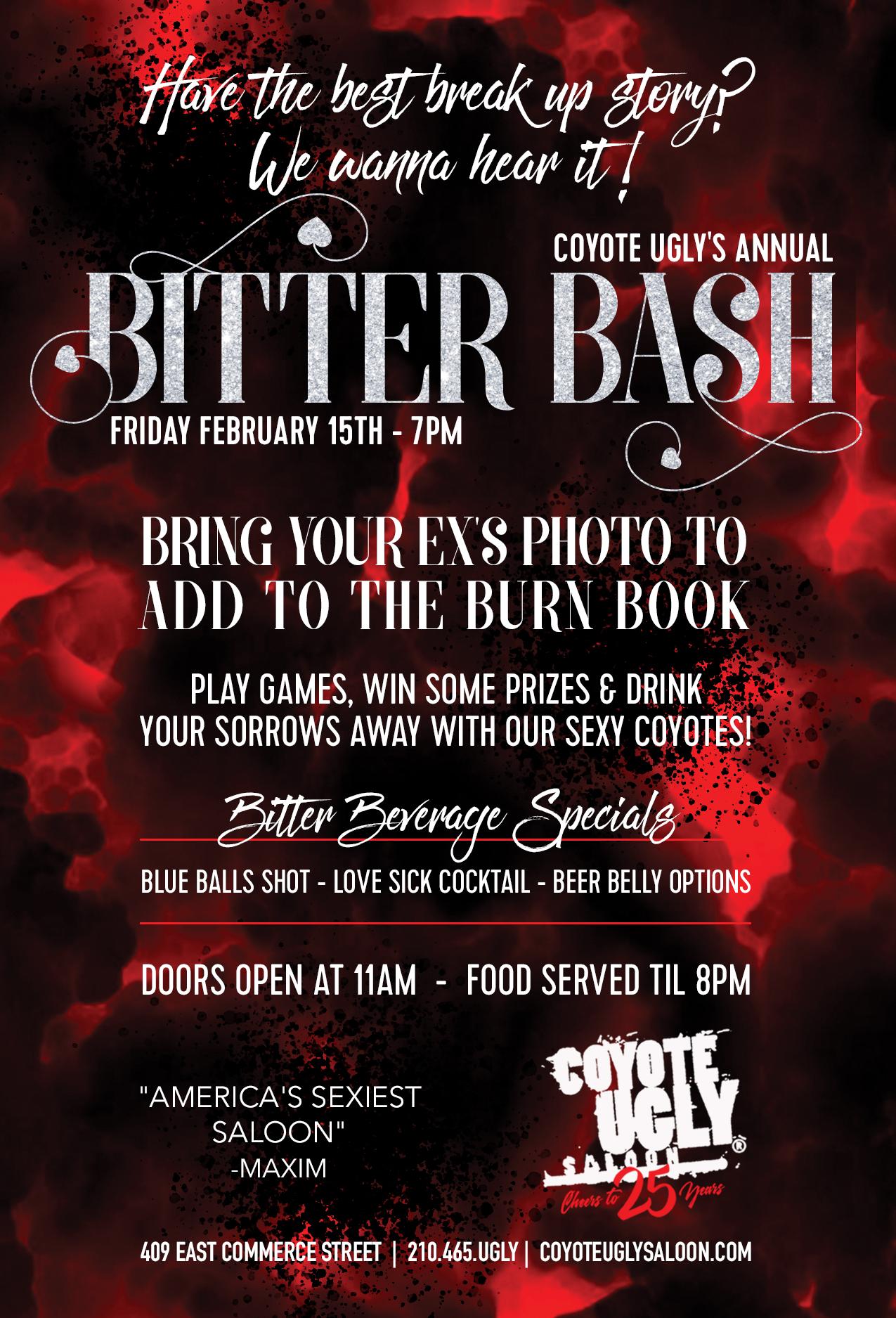 Bitter Bash in San Antonio on February 15, 2019