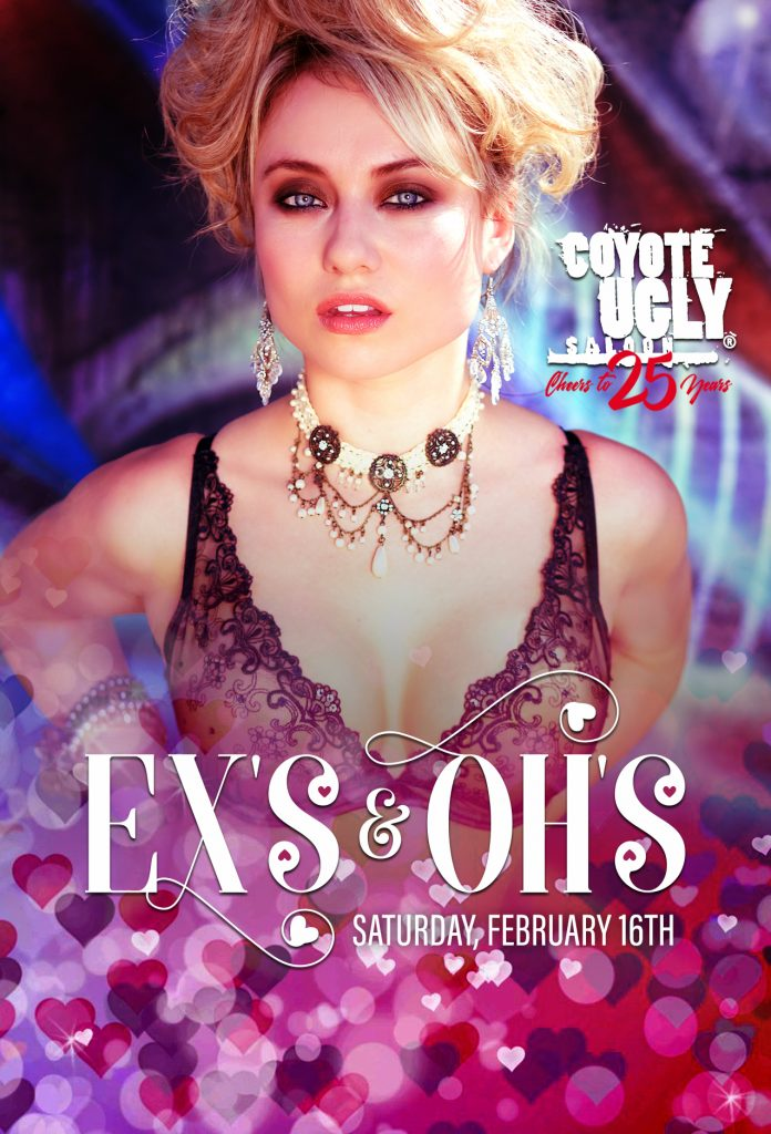 Ex's & Oh's in Nashville on February 16, 2019