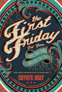 First Friday in Tampa on May 3, 2019