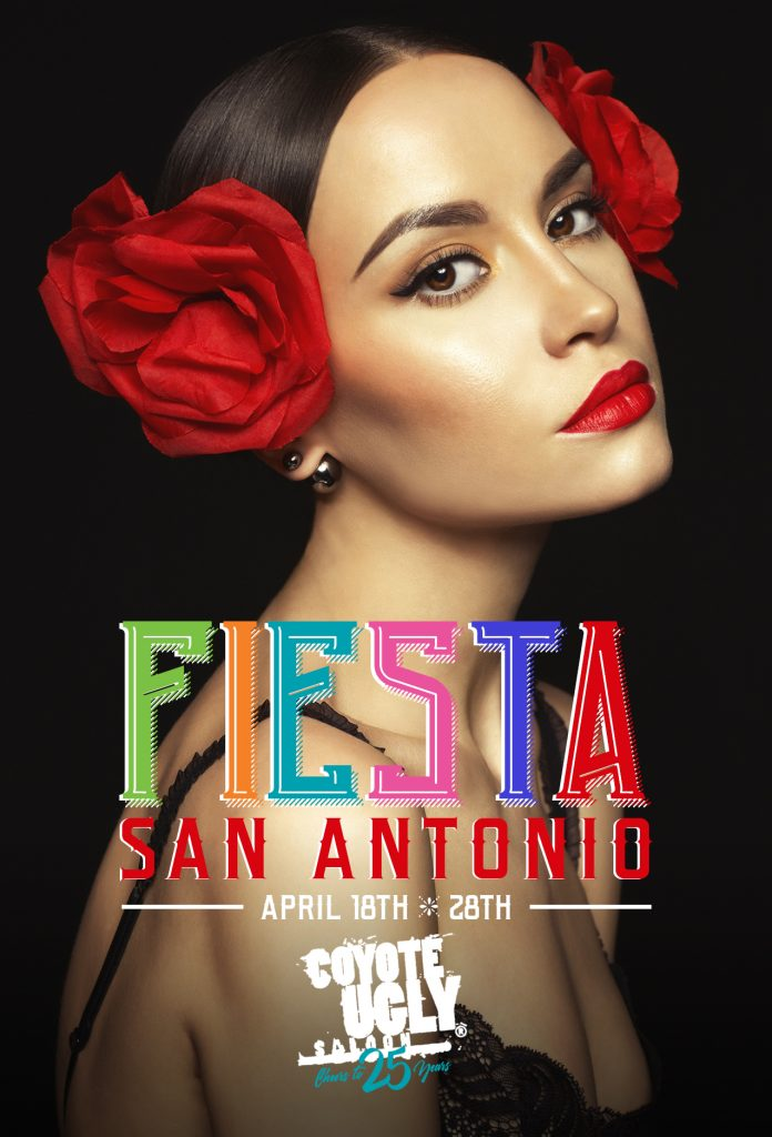 Fiesta in San Antonio on April 18, 2019 - April 28, 2019