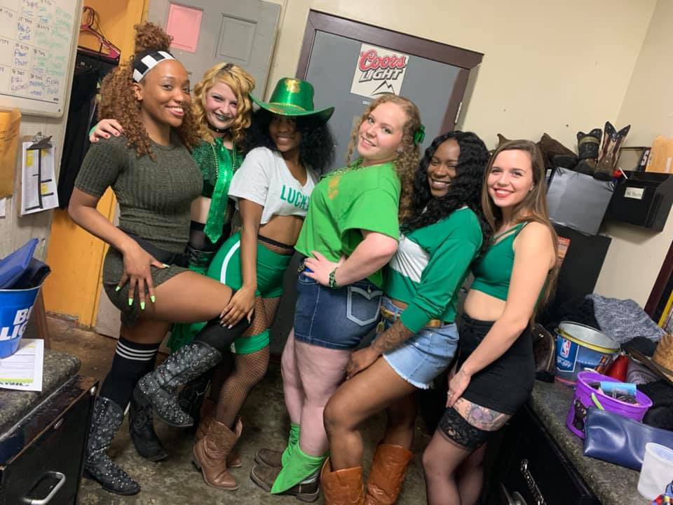 The Luck of the Irish + St. Patrick's Day Parade in Memphis on March 16, 2019