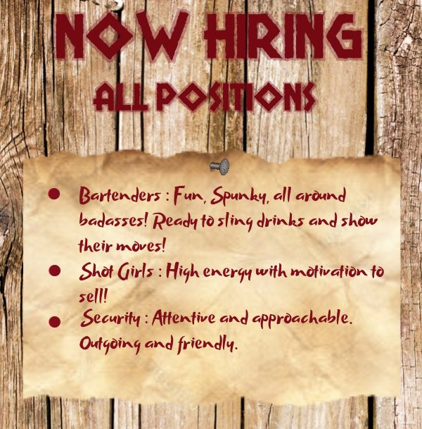 Destin Now Hiring