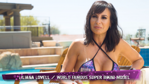 Liliana Lovell, Super Bikini Model!