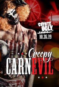 Creepy CarnEVIL in San Antonio on October 26, 2019