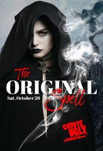 The Original Spell in New York City on October 26, 2019