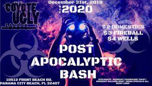 NYE Post Apocalyptic Bash in Panama City Beach on December 31, 2019
