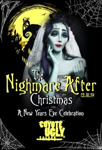 New Year's Eve – The Nightmare After Christmas in Denver on December 31, 2019