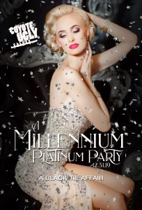 New Year's Eve – Millennium Platinum Party in Memphis on December 31, 2019
