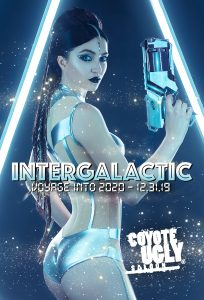 New Year's Eve – Intergalactic Voyage in New Orleans on December 31, 2019
