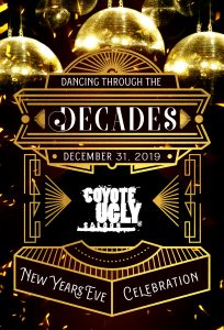 New Year's Eve – Dancing Through the Decades in Oklahoma City on December 31, 2019