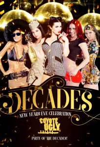 New Year's Eve – Dancing Through the Decades in Austin on December 31, 2019