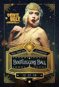 New Year's Eve – Bootleggers Ball in Nashville on December 31, 2019