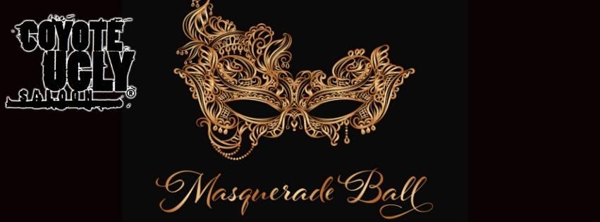 Masquerade Ball in Panama City Beach on February 22, 2020