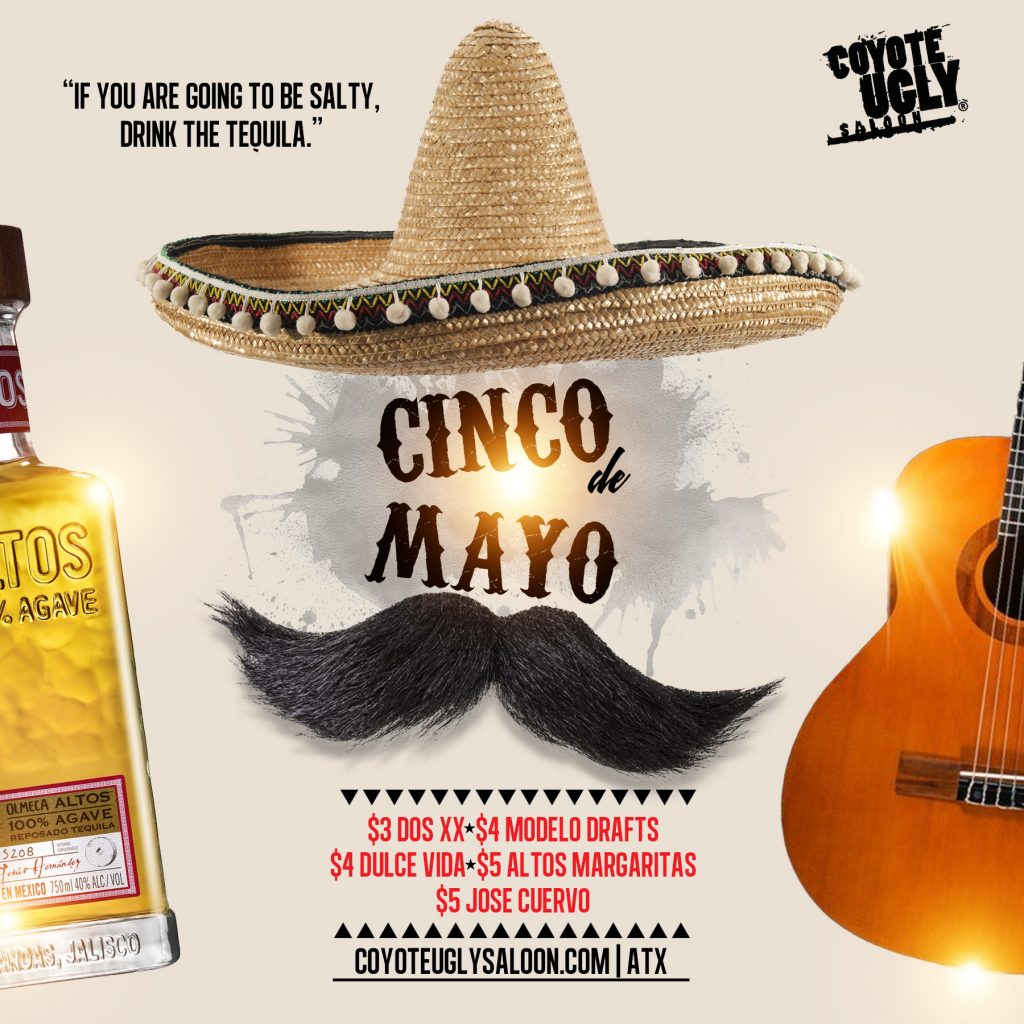 Cinco de Mayo in Austin on May 5, 2021