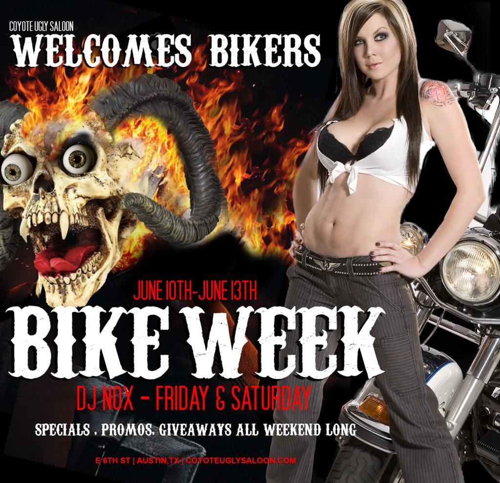 Bike Week in Austin on June 10, 2021 - June 13, 2021